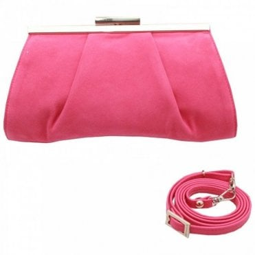 Likana Framed Clasp Close Clutch Handbag