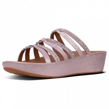 Linny™ Slide Sandals Crystal