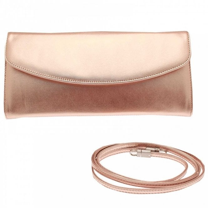 Peter Kaiser Liv Folder Over Clutch Bag With Strap