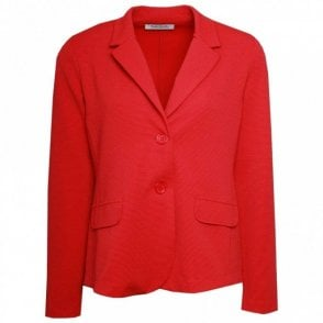 Long Sleeve Button Blazer