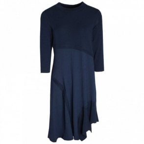 Crea Concept Long Sleeve Jersey Dress