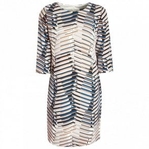 Michaela Louisa Long Sleeve Printed Dress