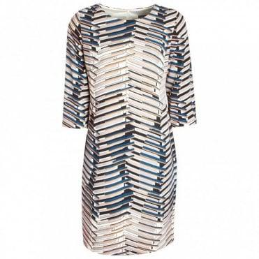 5f246f43 Michaela Louisa Long Sleeve Printed Dress