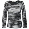 Betty Barclay Long Sleeve Stripped Top