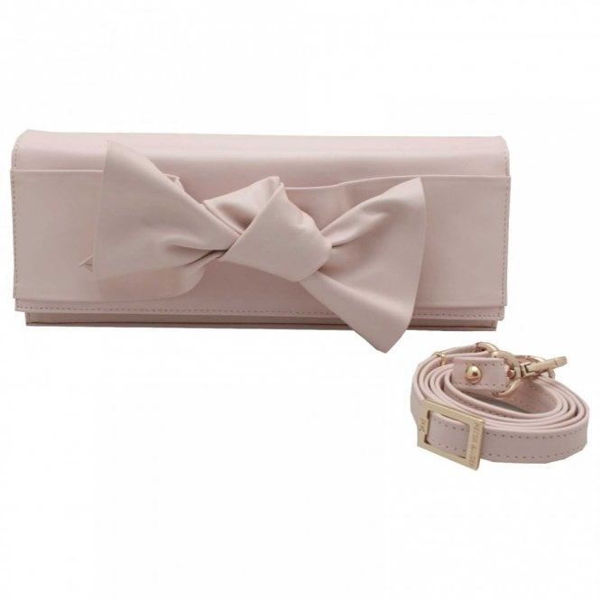Peter Kaiser Lorette Long Clutch Bag With Bow Detail