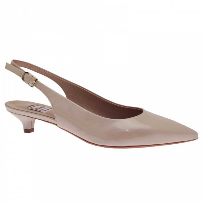 Renata Low Sling Back Shoes