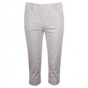 Lydia Slim Capri Trousers