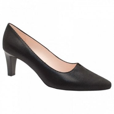 Madeleine Mid Heel Court Shoes