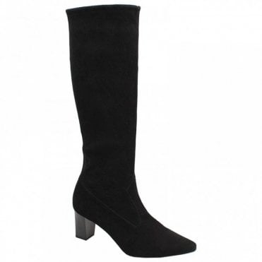 Marabella High Heel Stretch Long Boot