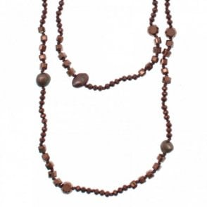 Marielle Freshwater Pearls Long Necklace