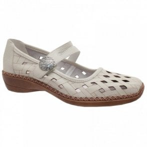 Rieker Mary Jane Strap Over Shoes