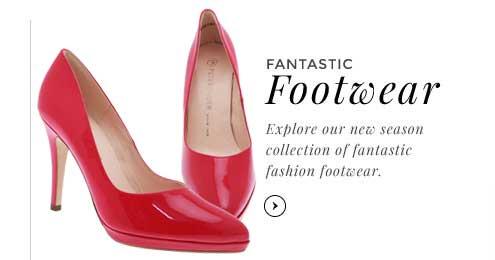 SS16 Footwear