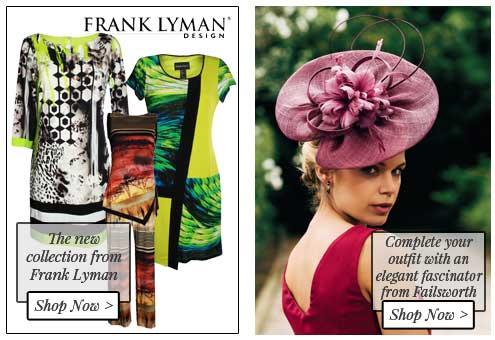 SS16 Frank Lyman / SS16 Failsworth Headwear