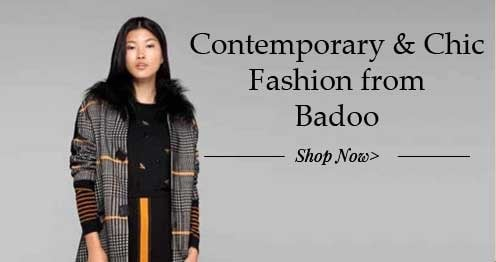 Badoo Fashion Autumn Winter 2016