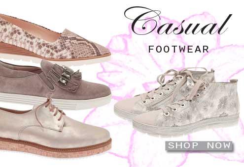 Women's casual footwear SS17