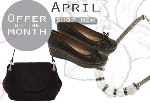 April Offer of the Month