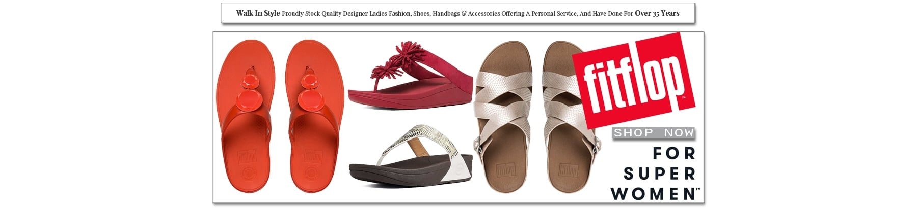 Fitflop Summer 2017