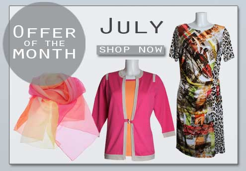 May Offer of the Month