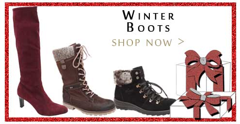 winter boots AW17