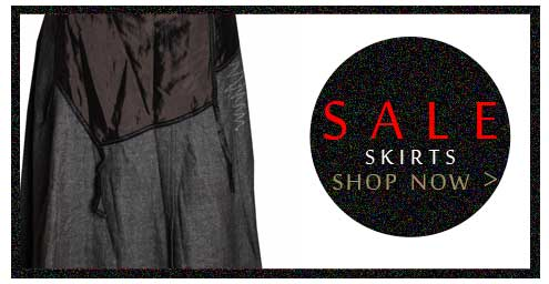 End of Season Sale Skirt 2017