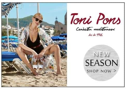 Toni Pons Espadrilles At Walk In Style