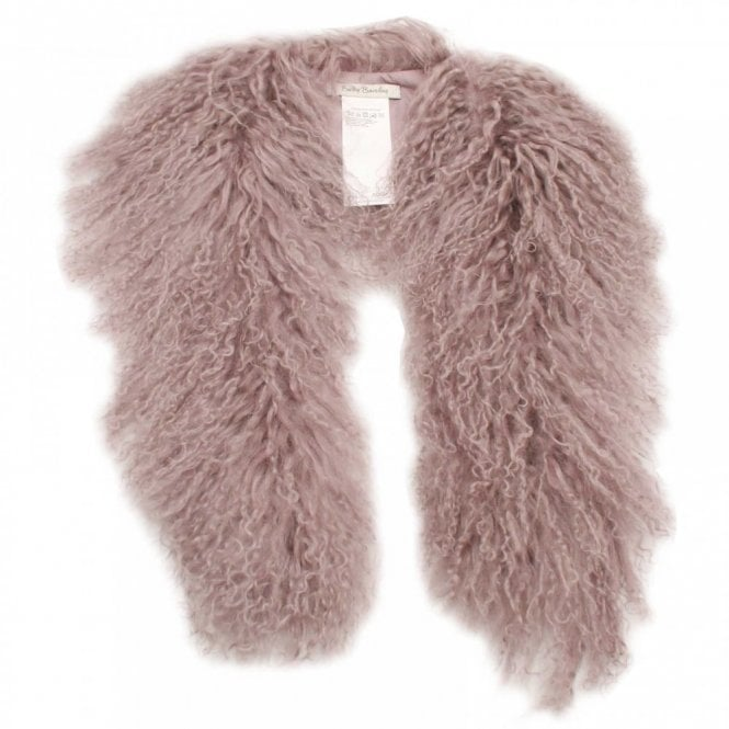 Betty Barclay Moon Rock Faux Fur Collar