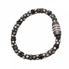 Multi Crystal Magnetic Bracelet