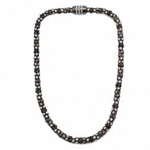 Multi Crystal Magnetic Necklace