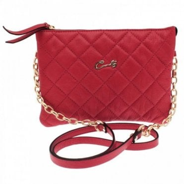 Multi Pocket Cross Body Handbag