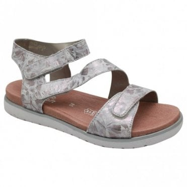 Remonte Multi Strap Open Toe Adjustable Sandals