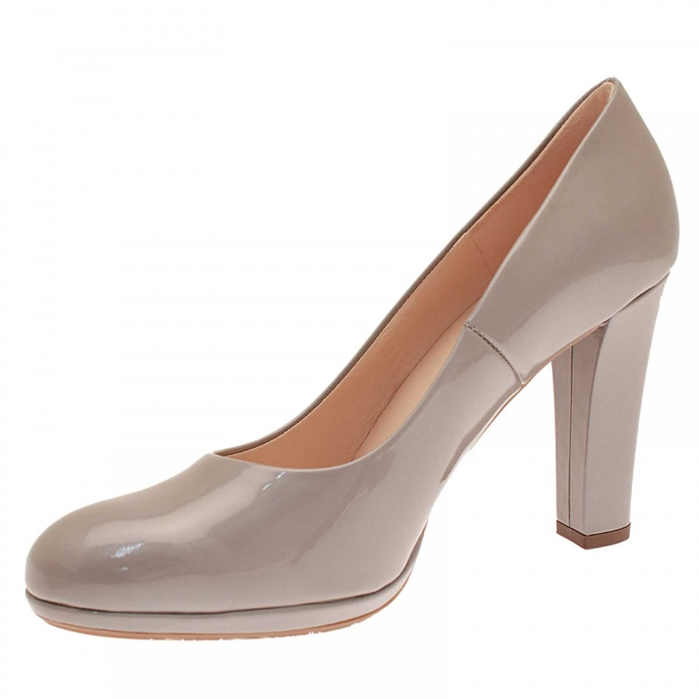 naomi platform high heel court shoe by peter kaiser at walk in style. Black Bedroom Furniture Sets. Home Design Ideas