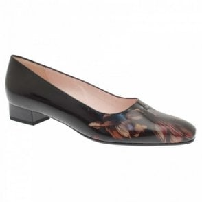 Nari Classic Low Heel Court Shoe