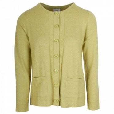 Organic Cotton Long Sleeve Cardigan
