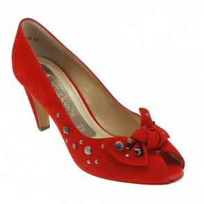 Peter Kaiser P/toe Bow Stud Court