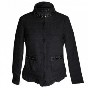 Padded Long Sleeve Jacket