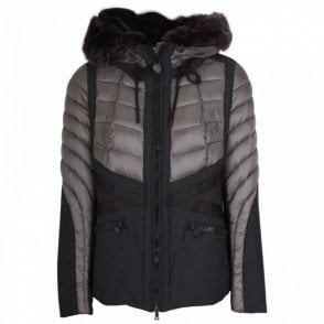 Creenstone Padded Short Jacket With Hood