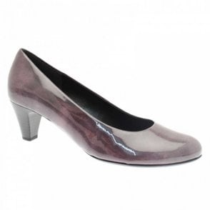 Patent Leather Vesta Classic Court Shoe
