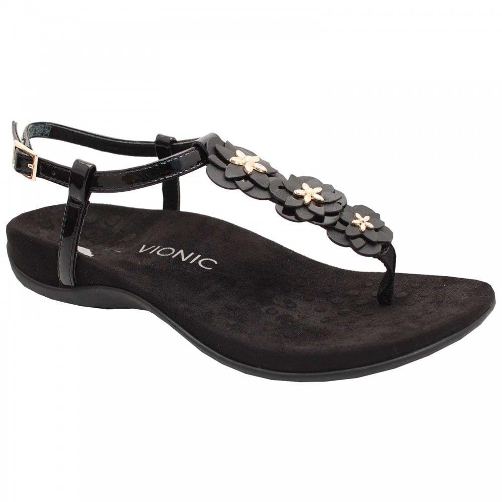 efdcece09be1 Paulie Women s Toe Post Sandal By Vionic At Walk In Style
