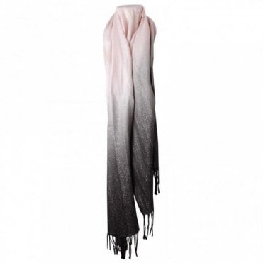 Pink Casillac 2 Tone Scarf