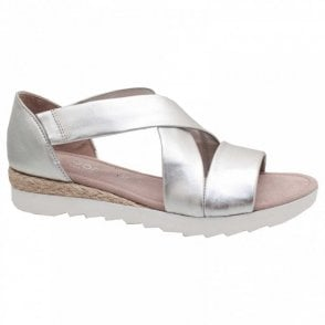 Promise Close Back Flat Sandal