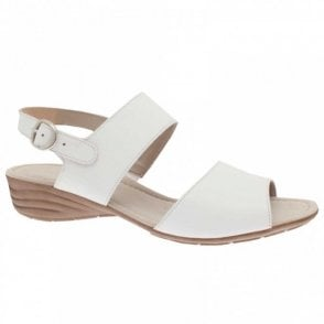 Prosper Flat Two Strap Feature Sandal