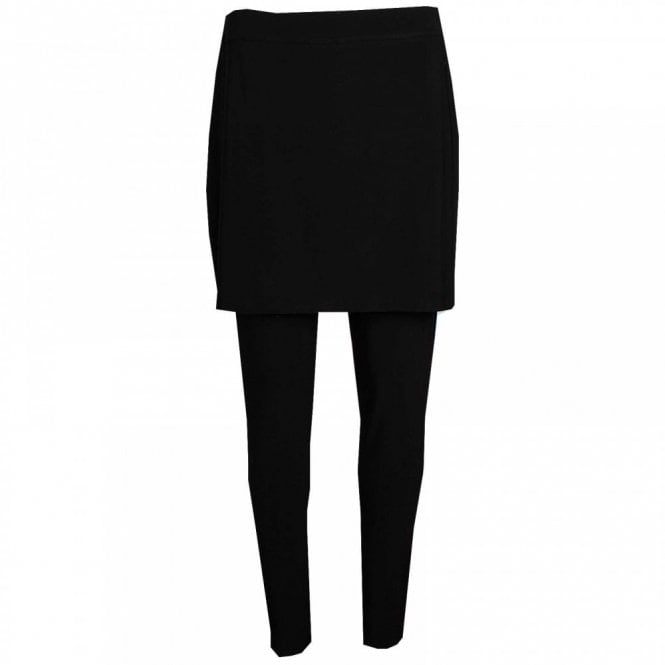 Frank Lyman Pull On Leggings With Attached Skirt