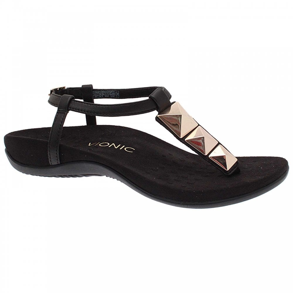 0135b9f69454 Rest Nala Toe Post Sandal By Vionic At Walk In Style