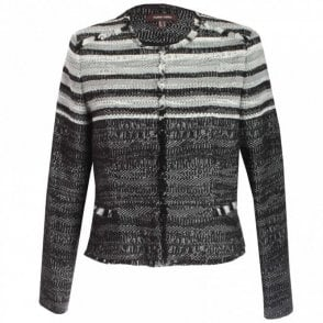 Shades Of Grey Tweed Jacket