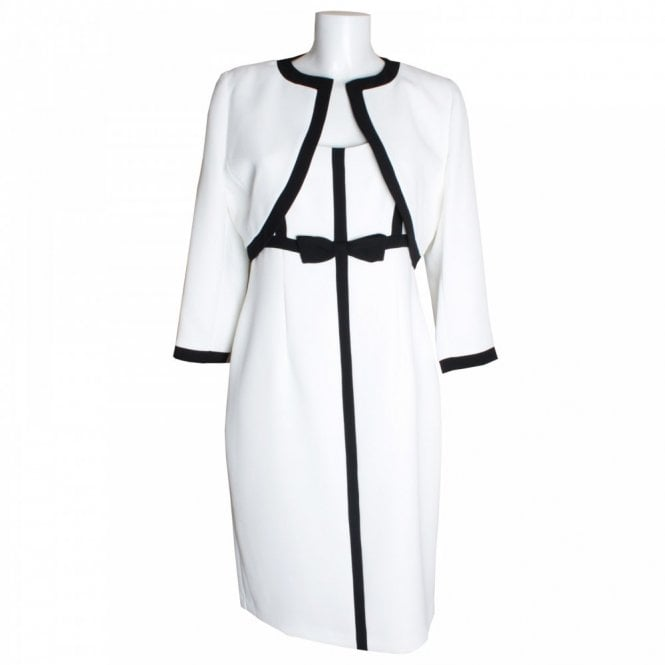 Michaela Louisa Shift Dress And Jacket