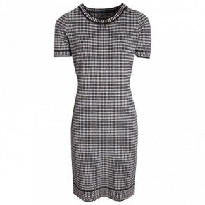 Short Sleeve Knitted Dress