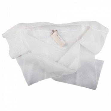 Paola Collection Silk Capped Sleeve Wrap