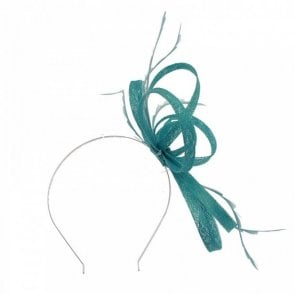 Failsworth Sinamay Fascinator On Delicate Headband