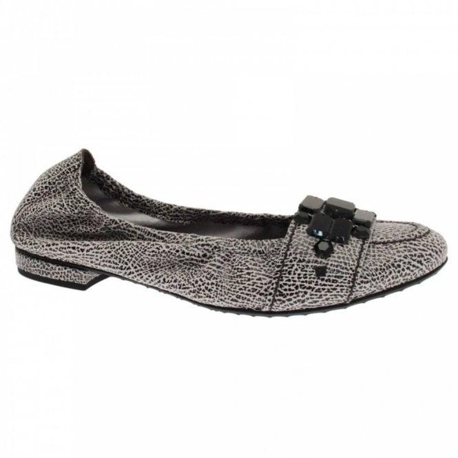 kennel und schmenger skin effect ballet pump footwear. Black Bedroom Furniture Sets. Home Design Ideas