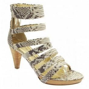 Skin Effect High Heel Gladiator Sandal